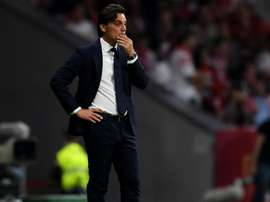 Montella's Sevilla were thrashed 5-0 by Barcelona in the final. GOAL
