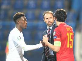 UEFA has punished Montenegro with a stadium ban for racist behaviour. GOAL