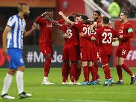 Les Reds en finale du Mondial des clubs. Goal