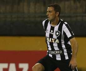 Apesar do bom jogo, o 'Bota' saiu derrotado do campo do Santos. Goal