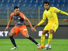 Nantes a malmené Montpellier. Goal