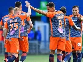 Les arrivées et les départs de Montpellier. Goal
