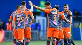 Montpellier enfonce un PSG malade. Goal