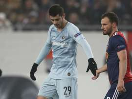 Sarri allays Morata injury concerns