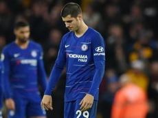 Morata will not be leaving Chelsea for Sevilla. GOAL