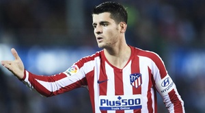 Atletico Madrid not affected by criticism, says goal hero Morata. GOAL