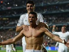Morata denies that Real Madrid's dressing room is toxic. GOAL