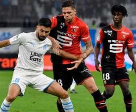 L'OM accroché par Rennes. Goal