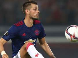 Morgan Schneiderlin Manchester United 15092016