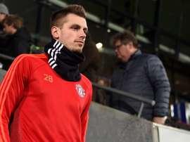 Morgan Schneiderlin, milieu de terrain de Manchester United. Goal