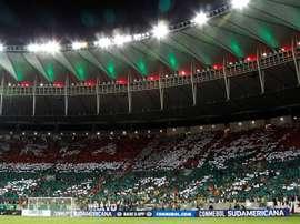 Maracanã faz toda a diferença. Goal