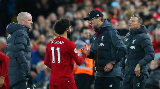 Salah wants to play at the Olympics. GOAL