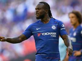 Moses has taken the chance to leave Stamford Bridge. GOAL