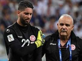 Tunísia perde titular na Copa. Goal