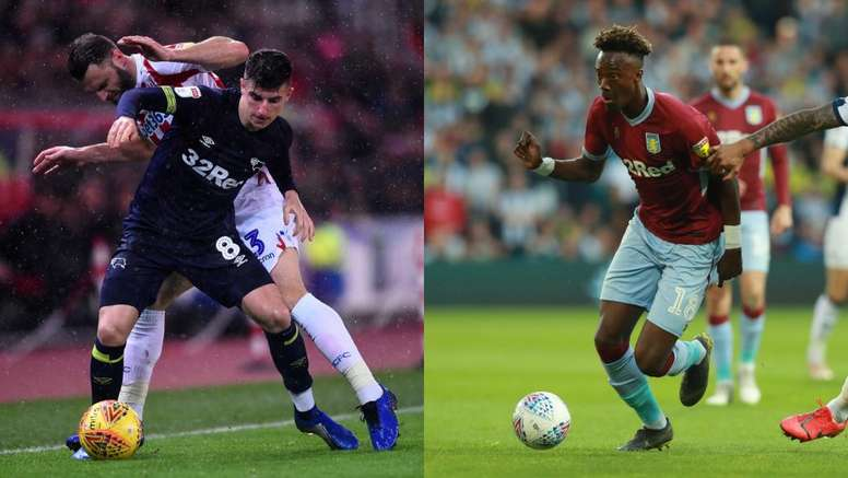 Mason Mount and Tammy Abraham will both be hoping to break through at Chelsea next season. GOAL