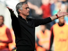 Mourinho was speaking after Manchester United's latest defeat. GOAL