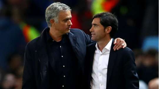 Mourinho jumped to the defence of Valencia owner Peter Lim. GOAL