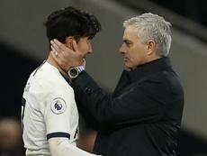 Mourinho revient sur la chevauchée de Son contre Burnley. Goal