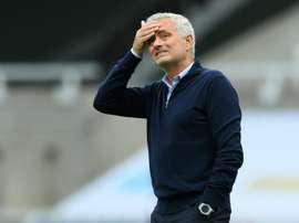 Mourinho revient sur la fin de saison en PL. GOAL