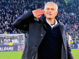 Mourinho provoca no final. Goal