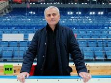 José Mourinho e Júlio César estarão na DAZN. Goal