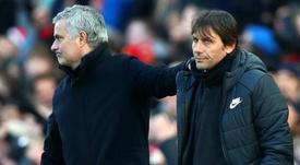 Conte keen not to reignite Mourinho feud over Inter's Eriksen interest. GOAL