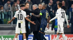 Spalletti sympathised with Jose Mourinho's emotional reaction. GOAL