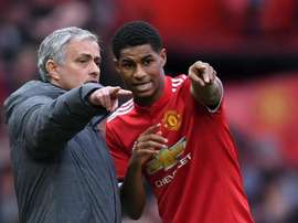 Mourinho was full of praise for his young striker. GOAL