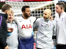 Mousa Dembele is likely to be out until 2019. GOAL