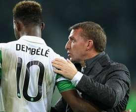 Dembele a rejoint l'OL. Goal