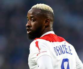 Moussa Dembele will not be sold by Lyon. GOAL