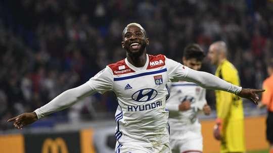 Dembélé se montre décisif avec Lyon. Goal
