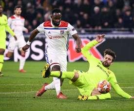 Moussa prêt. Goal