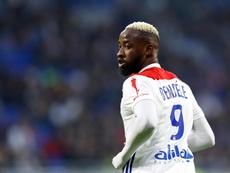 Dembélé a offert la victoire aux siens. Goal