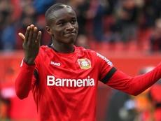 Moussa Diaby revient sur son départ du PSG et affiche ses ambitions. Goal