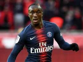 Moussa Diaby. GOAL