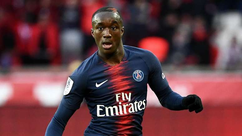 Moussa Diaby serait tout proche de Leverkusen. AFP
