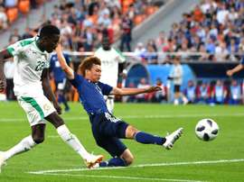 Wague is the youngest African to score at a World Cup. GOAL