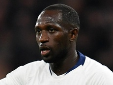 Moussa Sissoko could be out for two weeks. GOAL