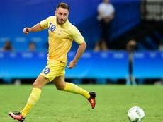 L'attaccante svedese Tankovic. Goal