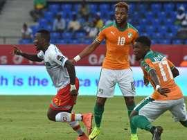 L'ailier de la RD Congo Mubele devrait signer après la CAN. Goal
