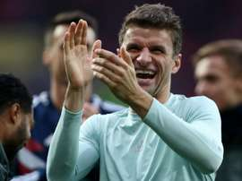 Muller will take any win his side can get. GOAL
