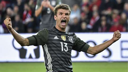 If Muller is still active in 2024, he could play at the Euro in his country. Goal