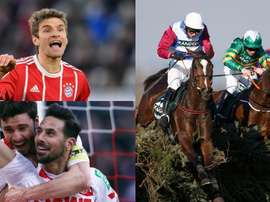 Muller is a horse racing enthusiast. GOAL