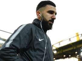 Dabbur ends Sevilla struggle with Hoffenheim move. GOAL