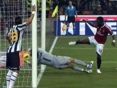 Galliani ricorda il goal non dato a Muntari. Goal