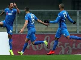 La Fiorentina conquista i tre punti. Goal