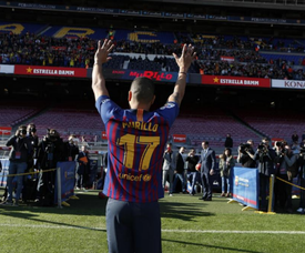 Murillo has moved to Barcelona. GOAL