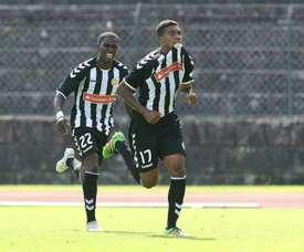 Murilo tem estado em destaque ao serviço do Nacional da Madeira. Goal