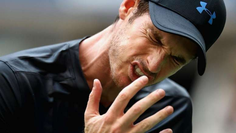 Murray was furious with what happened at the Ballon d'Or ceremony. GOAL